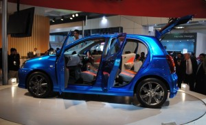 Toyota Etios Hatchback 2014: accesible y atractivo.