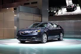 Acura TL 2014: lujo, seguridad y prestaciones.