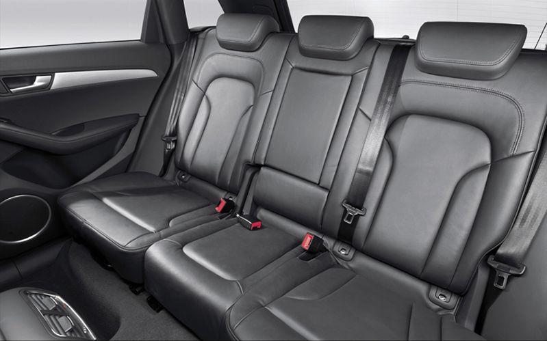 Audi Q5 2014 Versatilidad Comodidad Confort Y Lujo