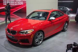 Salón de Detroit 2014: BMW M235i Coupé 2015.