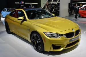 Salón de Detroit 2014: BMW M4 Coupé 2015.