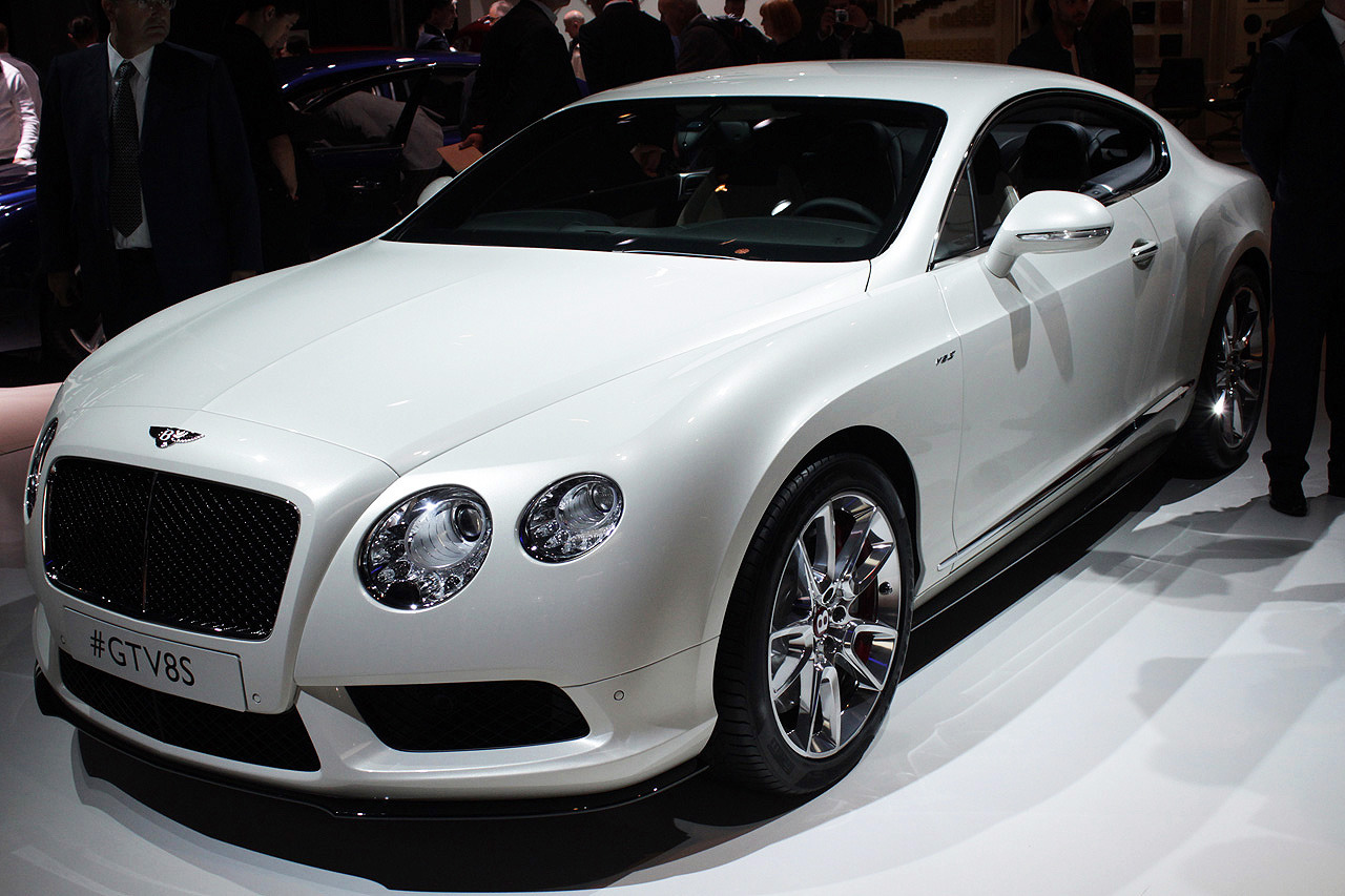 bentley continental gt v8 s 2014 una verdadera obra de. Black Bedroom Furniture Sets. Home Design Ideas