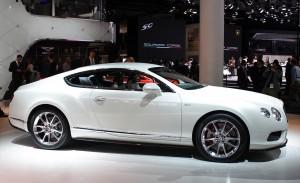Bentley Continental GT V8 S 2014: una verdadera obra de arte.