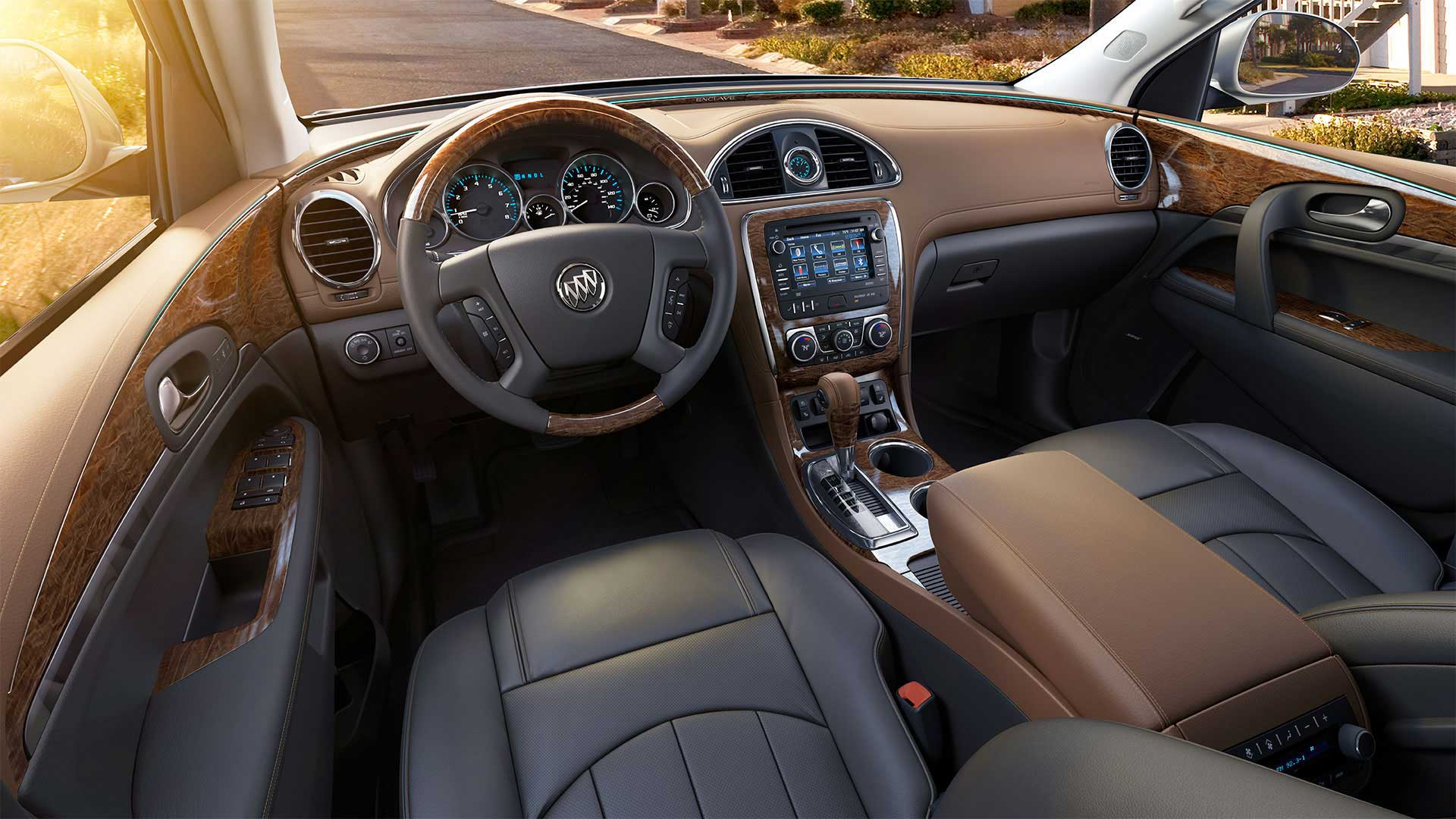 Buick Enclave 2014: más lujo, confort y tecnología ...