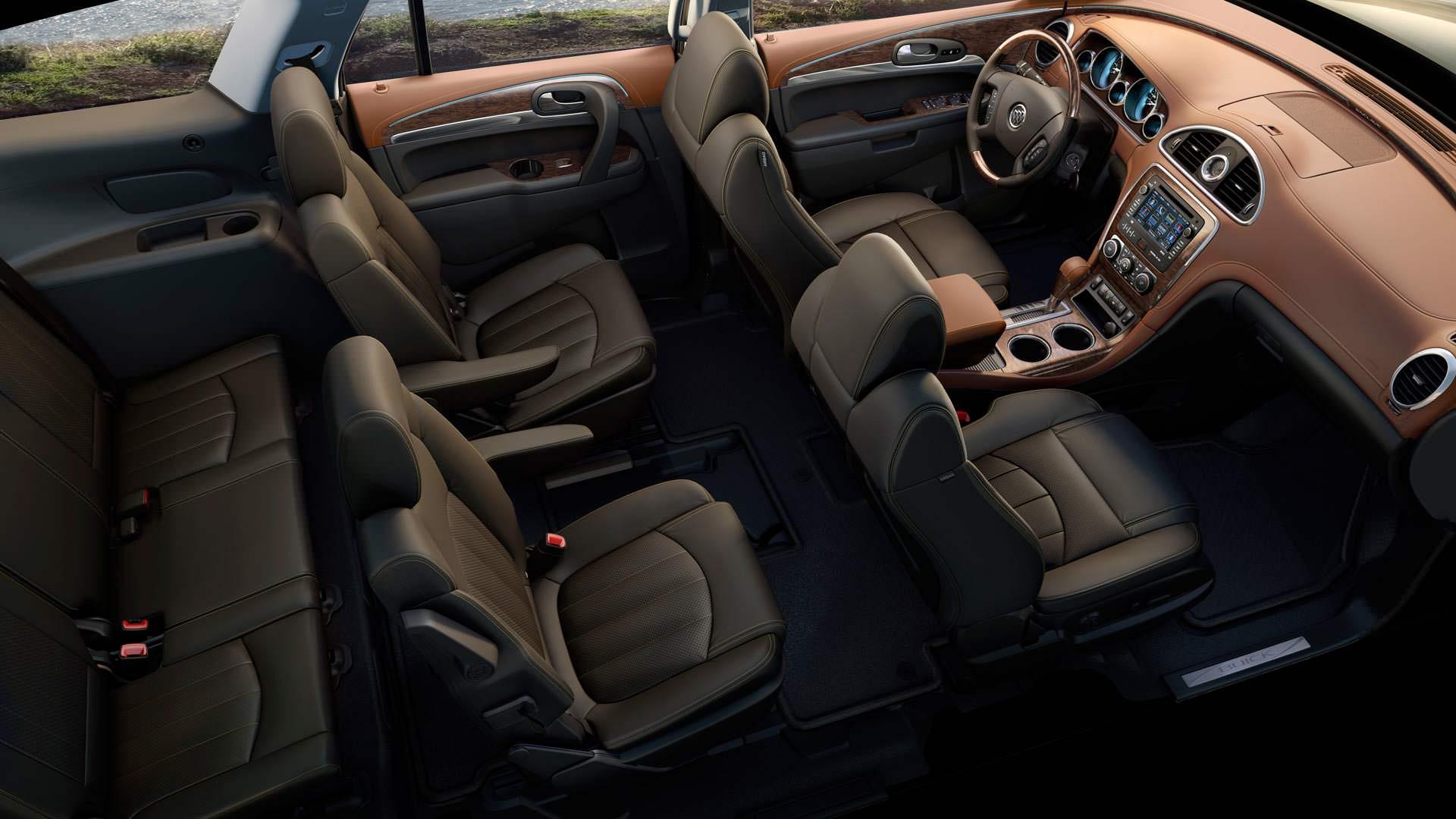 Buick Enclave 2014 M 225 S Lujo Confort Y Tecnolog 237 A