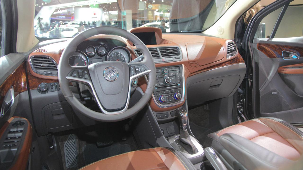 Interior del buick encore 2014 lista de carros 2013 buick encore interior pictures