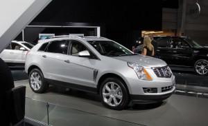 Cadillac SRX 2014: un lujoso carro fuera de serie.