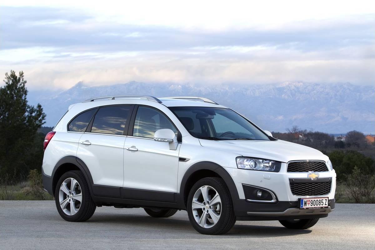 Chevrolet Captiva Sport 2014 Una Suv Con Todas Las