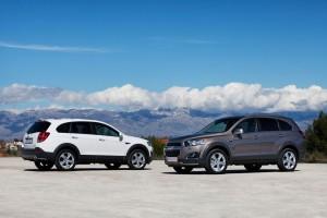 Chevrolet Captiva  Sport 2014: una SUV con todas las comodidades
