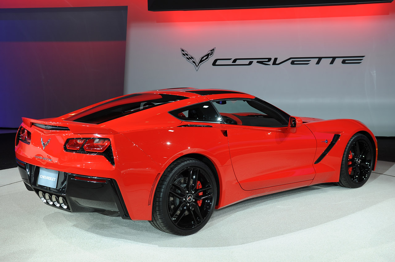 Chevrolet Corvette Stingray Coupe 2014 El Auto Del A 241 O