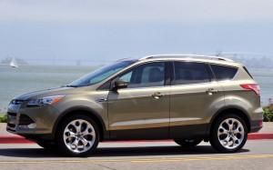 Ford Escape 2014: diseño, eficiencia y buen empuje.