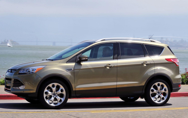 Ford Escape 2014 Dise 241 O Eficiencia Y Buen Empuje
