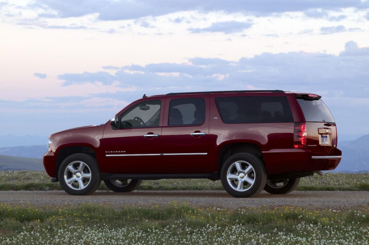 Chevrolet Suburban 2014: Para EEUU tiene estos precios (•LS 1500 2WD
