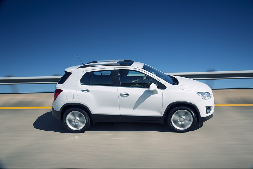 Chevrolet tracker 2014 opiniones autos post - Chefy 5 opiniones ...