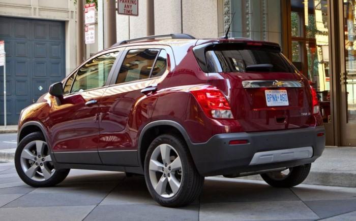Chevrolet Tracker 2014 Proporcionada Elegante Y
