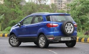 Ford EcoSport 2014: ahora con un diseño más futurista