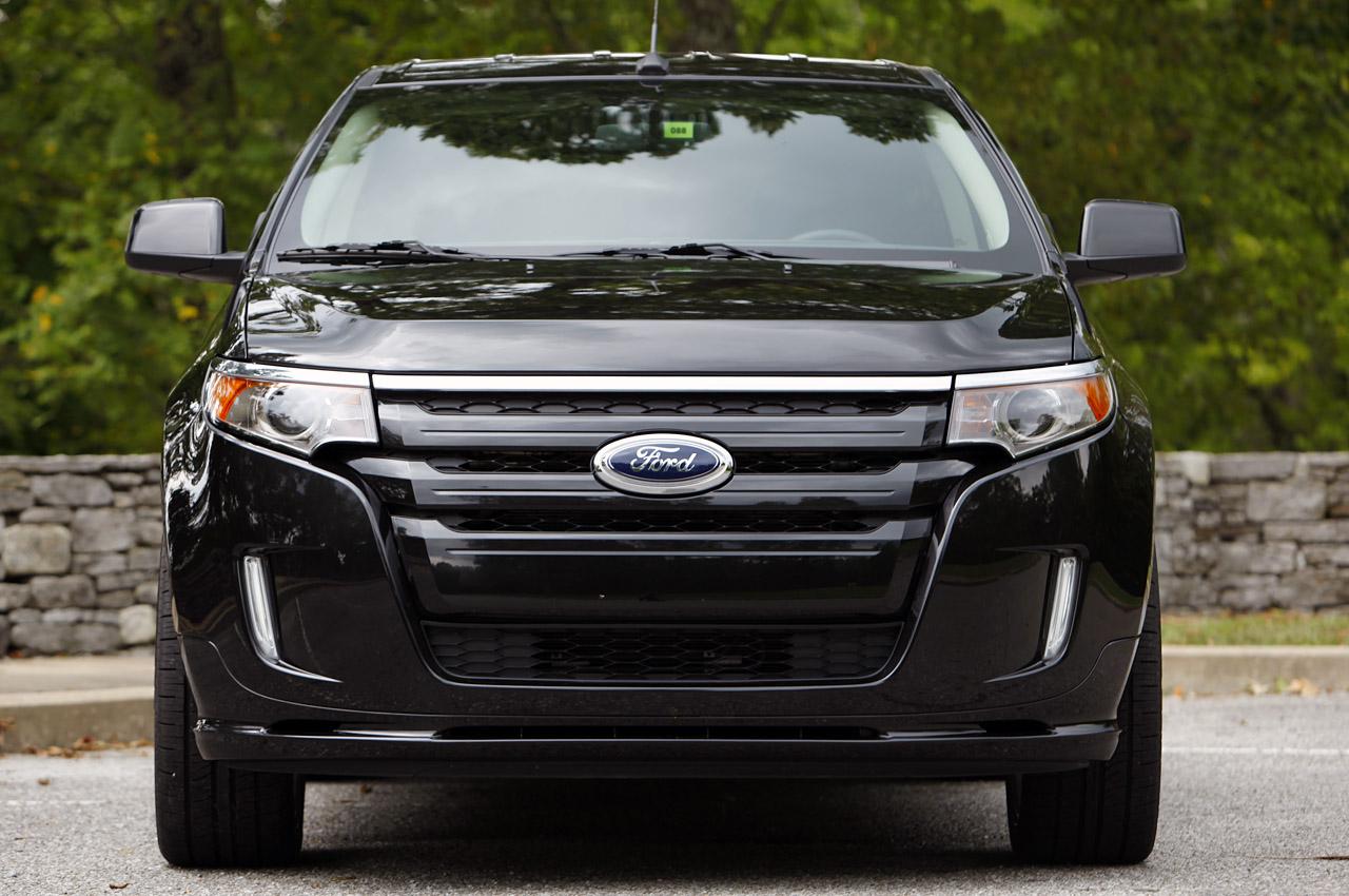 Ford Edge 2014 Imponente Elegante Poderosa Y Muy