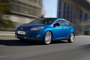 Ford Focus Hatchback 2014: tecnología, diseño y elegancia.