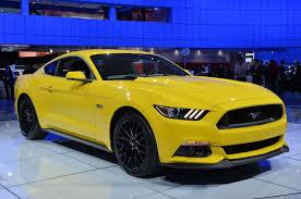Auto Show de Detroit 2014: el Ford Mustang 2015 saldrá en la película Need For Speed.