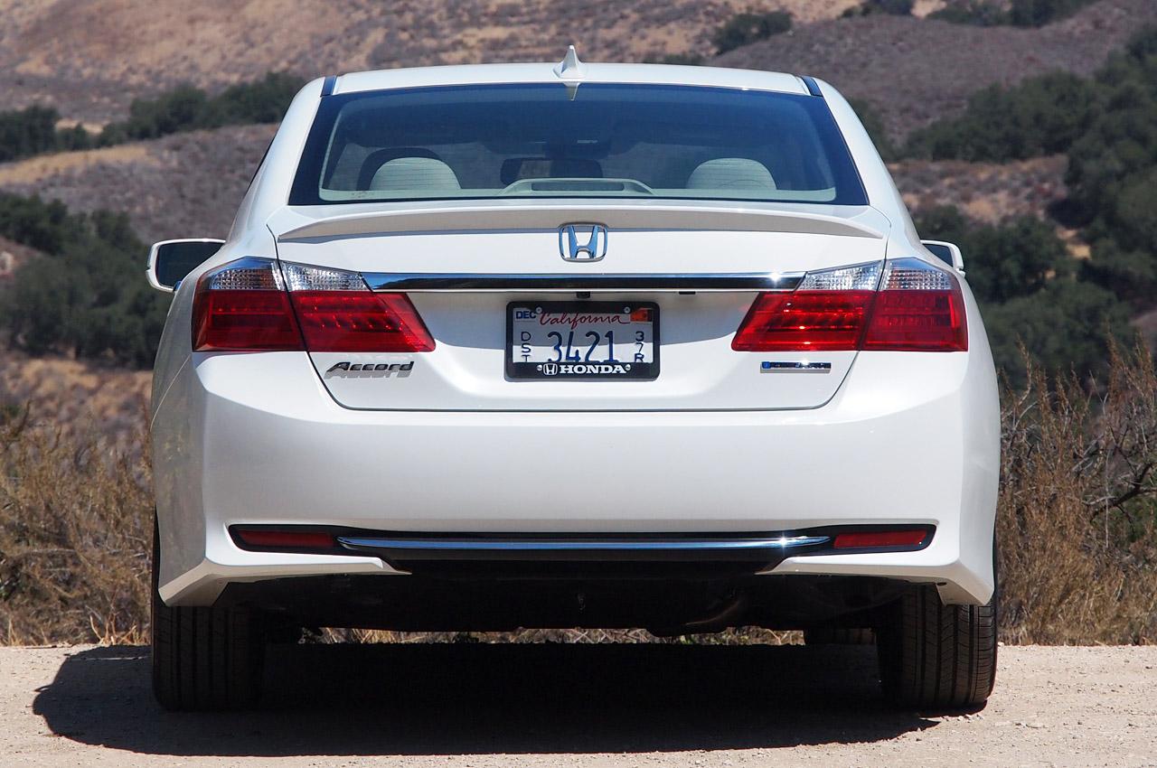 Honda Accord Sed 225 N 2014 Dise 241 O Espacio Lujo Y Mucha