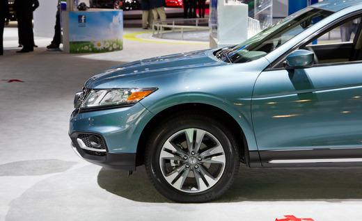 Honda Accord Crosstour 2014 Juvenil Y Muy Moderno Lista