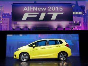 Auto Show de Detroit 2014: Nuevo Honda Fit 2015.