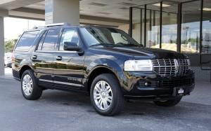 Lincoln Navigator 2014: lujosa y poderosa.