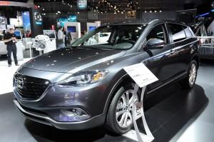 Nueva Mazda CX-9 2014: estilo elegante y deportivo.