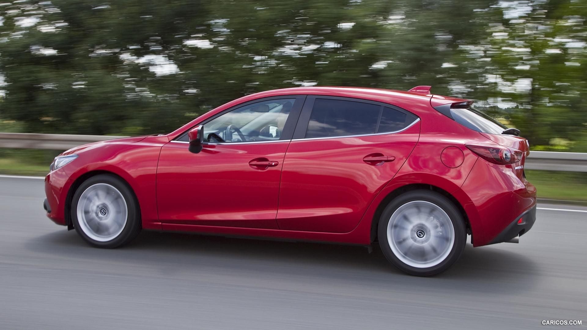 Mazda 3 Coupe 2014