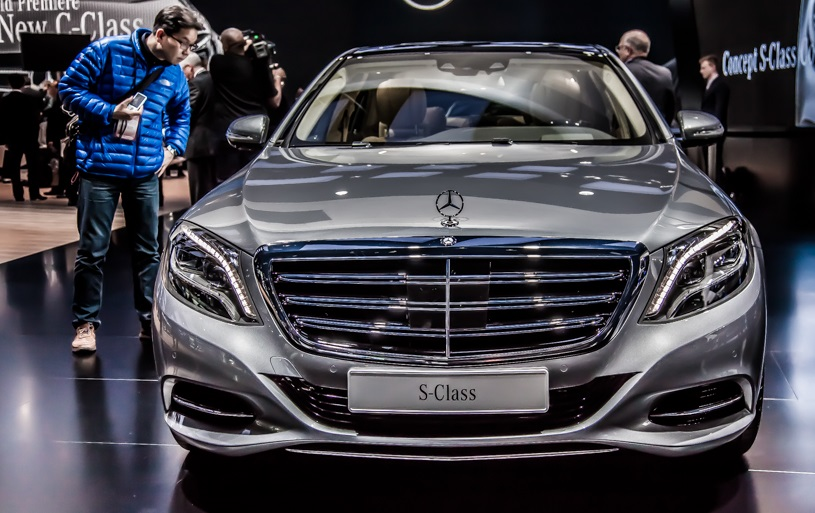 Auto show de detroit 2014 mercedes benz s600 2015 for Mercedes benz s600 2015