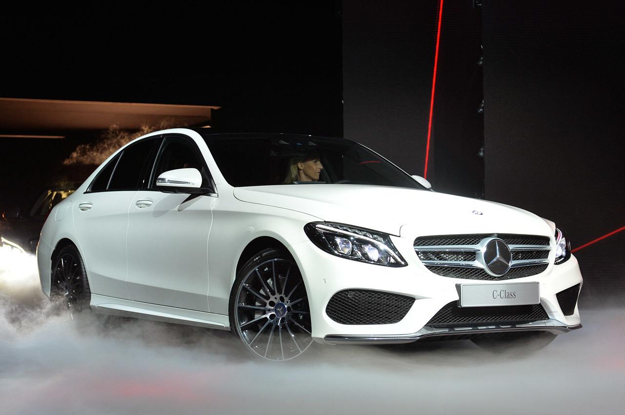 Nuevo mercedes clase c sed n 2015 es uno de los carros for Mercedes benz louisiana