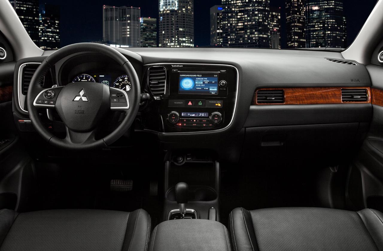 Interior Del Mitsubishi Asx 2014 Lista De Carros