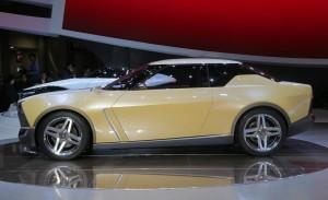 Salón de Detroit 2014: Nissan IDx Freeflow Concept.
