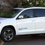 Toyota RAV4 EV  2014: 100% eléctrica y 0% emisiones.