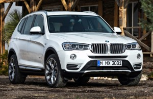 BMW X3 2014: lujosa, espaciosa y versátil.