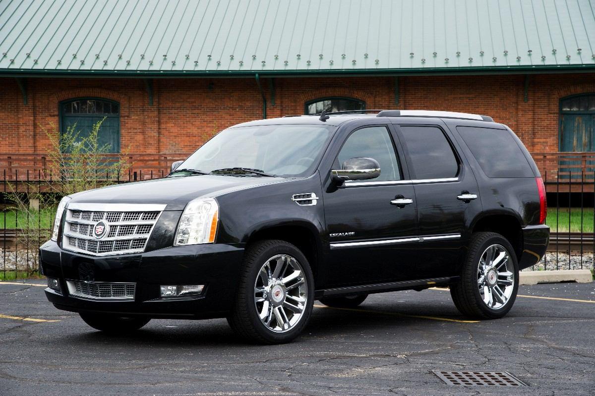 Cadillac Escalade 2014 La Camioneta Preferida En