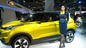 Chevrolet Adra Concept, ¿el Kia Soul de GM?