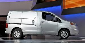 Chevrolet City Express Concept: una Furgoneta muy interesante de GM.