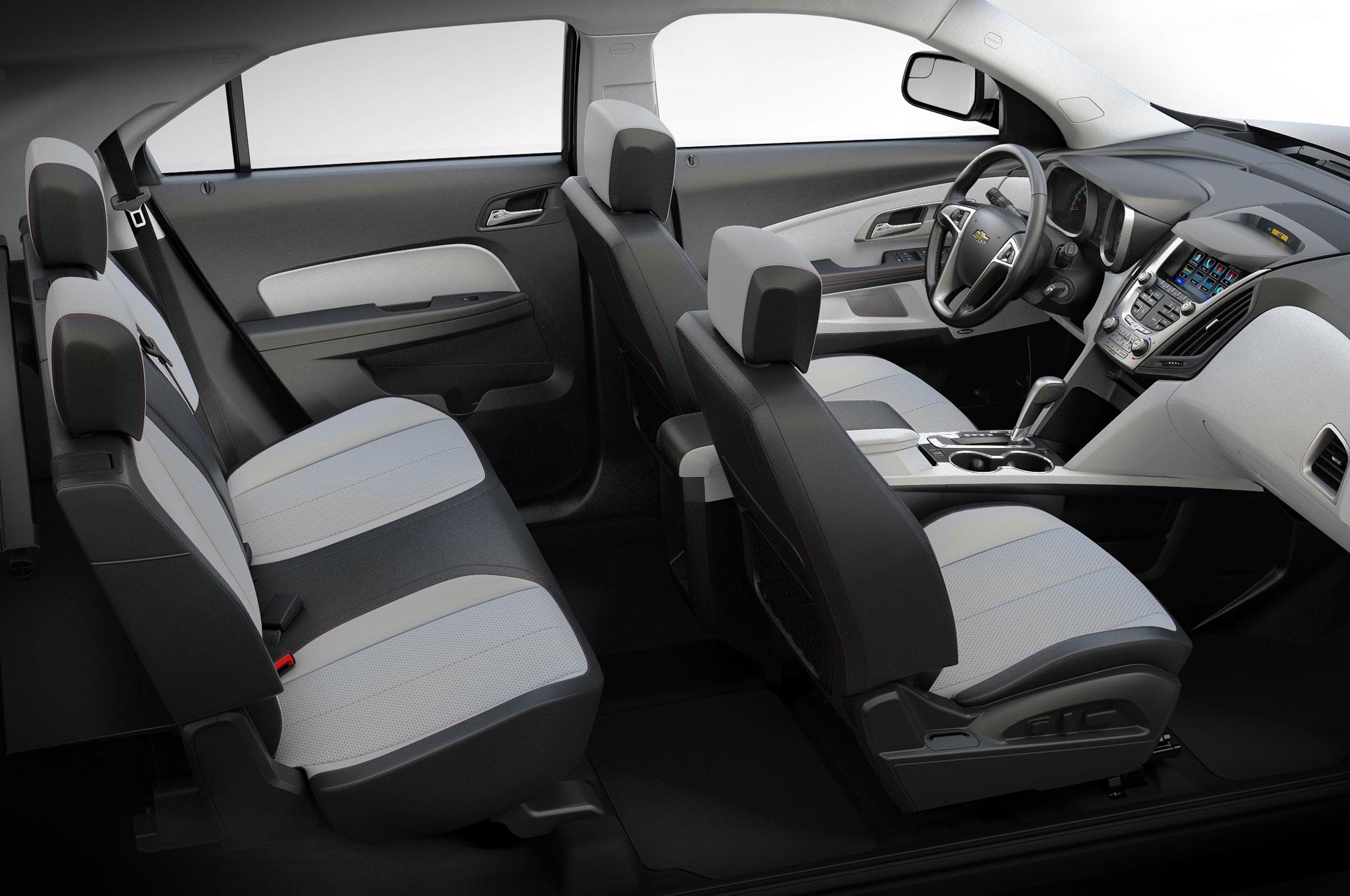 Chevrolet Equinox 2014 Elegancia Lujo Comodidad Y Funcionalidad Lista De Carros