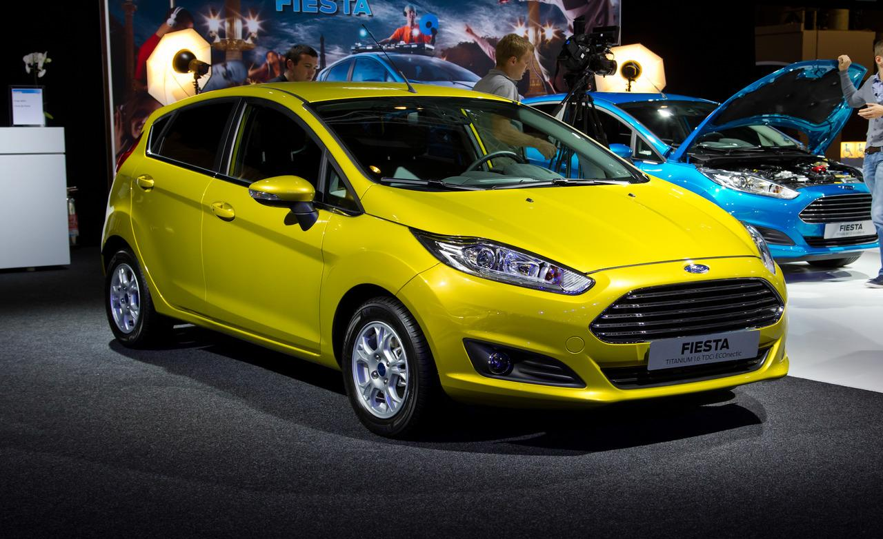 Carros Ford Fiesta 2014 Ford Fiesta Hatchback 2014