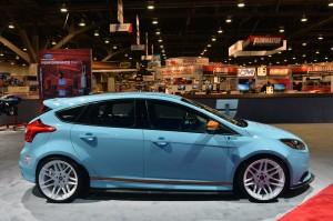 Ford Fiesta ST 2014: alta calidad, versatilidad y diversión al conducir.