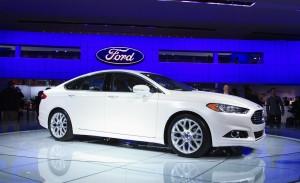 Ford Fusion 2014: cómodo, eficiente y uno de los más seguros del 2014.