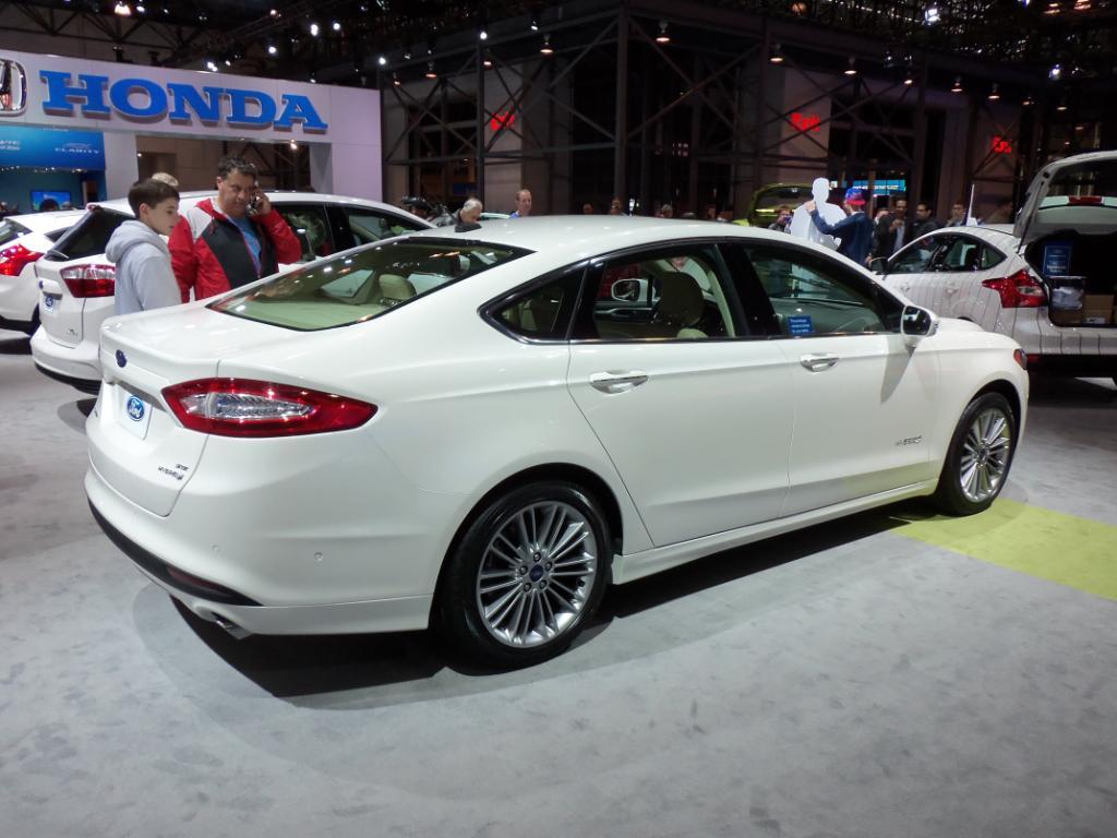 Ford Fusion 2014 C 243 Modo Eficiente Y Uno De Los M 225 S