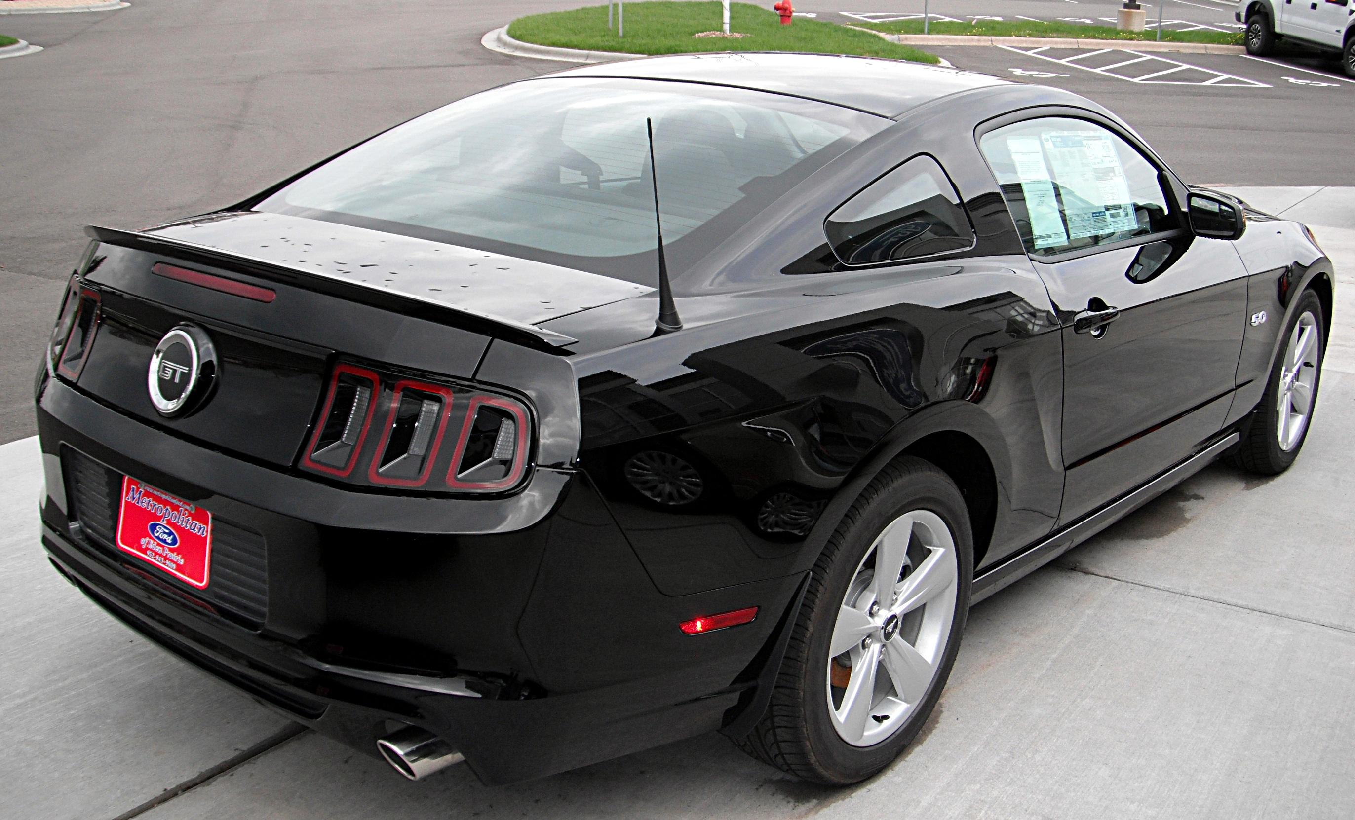 Ford Mustang Coup 233 2014 Para Colombia Tiene Un Precio De