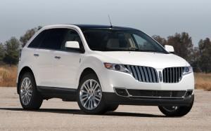 Lincoln MKX 2014: diseño y mucho lujo.