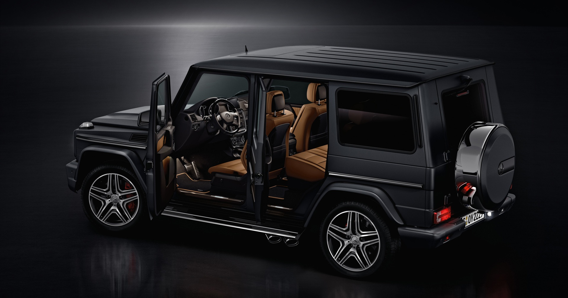 Mercedes benz g65 amg 2014 nico potente musculoso y for G klasse amg interieur