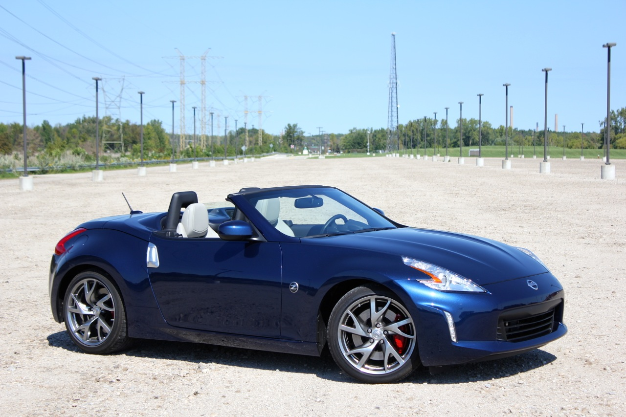 Nissan 370z Roadster 2014 Dise 241 O Tecnolog 237 A Y Valor