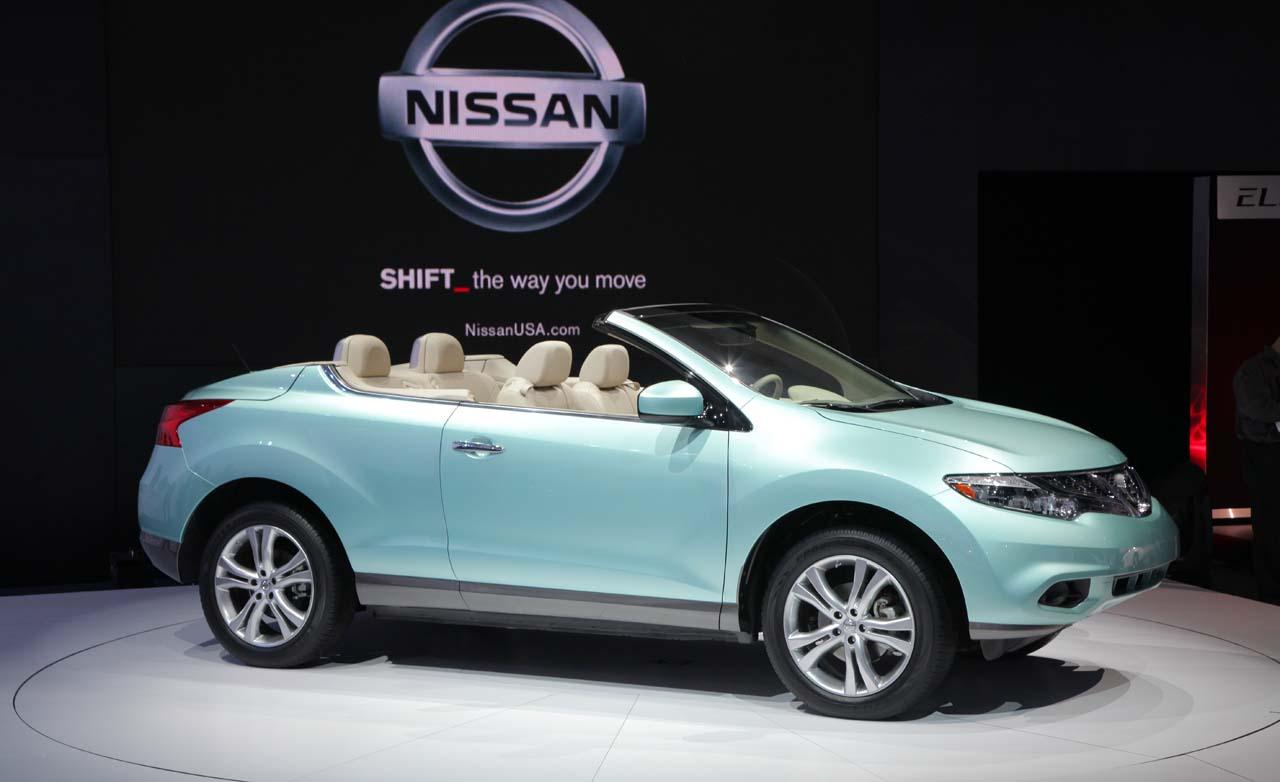nissan murano crosscabriolet 2014 la nica suv descapotable del mercado lista de carros. Black Bedroom Furniture Sets. Home Design Ideas