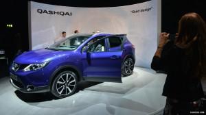 Nissan Qashqai 2014: Muy atractivo y de mayor calidad.