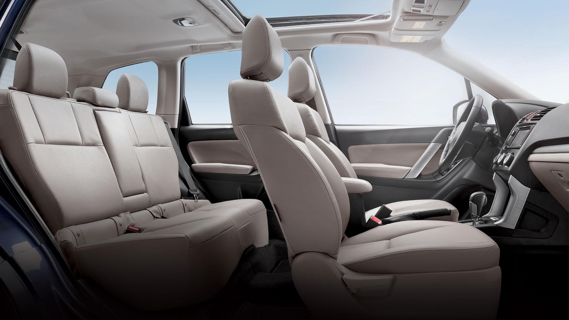 Subaru Forester 2014 Familiar Y Con Muchas Capacidades Todoterreno Lista De Carros